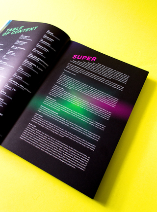 editorial design Kingkong  issue 5